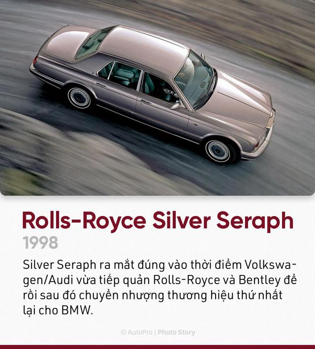 [Photo Story] Cullinan: Nốt thăng hay nốt trầm trong lịch sử Rolls-Royce? - Ảnh 22.