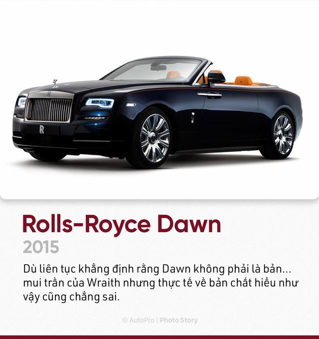 [Photo Story] Cullinan: Nốt thăng hay nốt trầm trong lịch sử Rolls-Royce? - Ảnh 28.