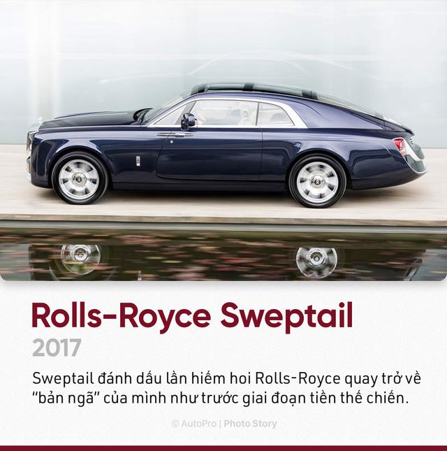[Photo Story] Cullinan: Nốt thăng hay nốt trầm trong lịch sử Rolls-Royce? - Ảnh 29.