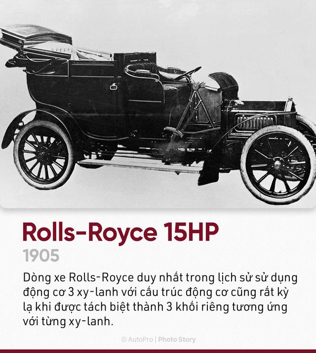 [Photo Story] Cullinan: Nốt thăng hay nốt trầm trong lịch sử Rolls-Royce? - Ảnh 3.