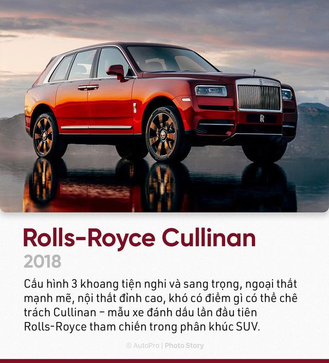 [Photo Story] Cullinan: Nốt thăng hay nốt trầm trong lịch sử Rolls-Royce? - Ảnh 31.