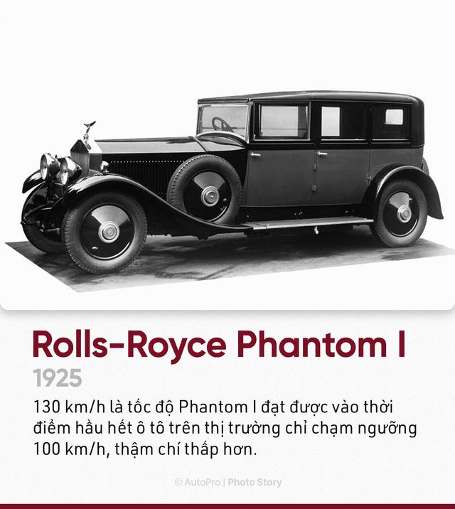 [Photo Story] Cullinan: Nốt thăng hay nốt trầm trong lịch sử Rolls-Royce? - Ảnh 6.