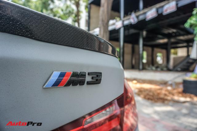 Sau chiếc BMW M2, Cường Đô-la tậu thêm BMW M3 tông xuyệt tông với Ferrari 488 GTB - Ảnh 9.