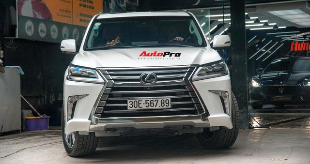 Điểm mặt bộ ba xe sang mang siêu biển 56789 tại Hà Nội - Ảnh 9.