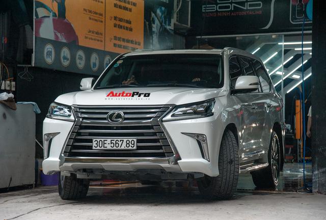 Điểm mặt bộ ba xe sang mang siêu biển 56789 tại Hà Nội - Ảnh 10.