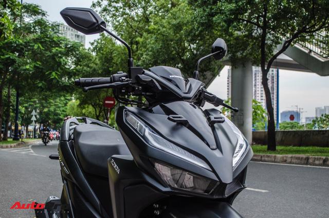 Honda Vario 2018 về Việt Nam, giá xấp xỉ Honda SH - Ảnh 1.