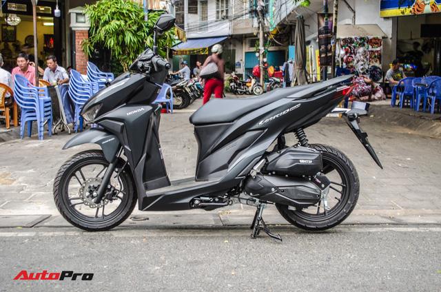 Honda Vario 2018 về Việt Nam, giá xấp xỉ Honda SH - Ảnh 7.