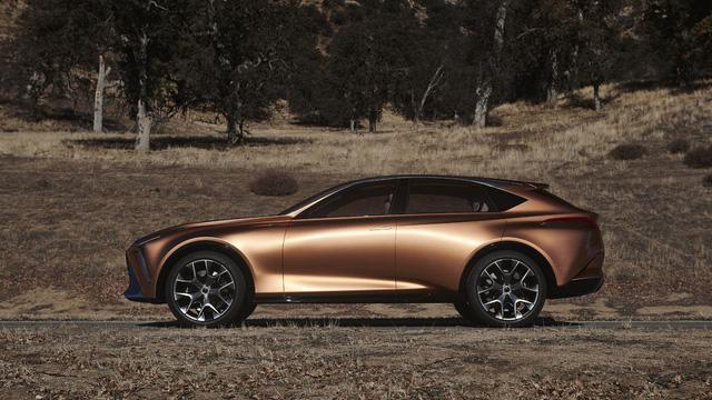 Lexus đăng ký bản quyền tên gọi LQ, định hướng ra mắt crossover chủ lực mới