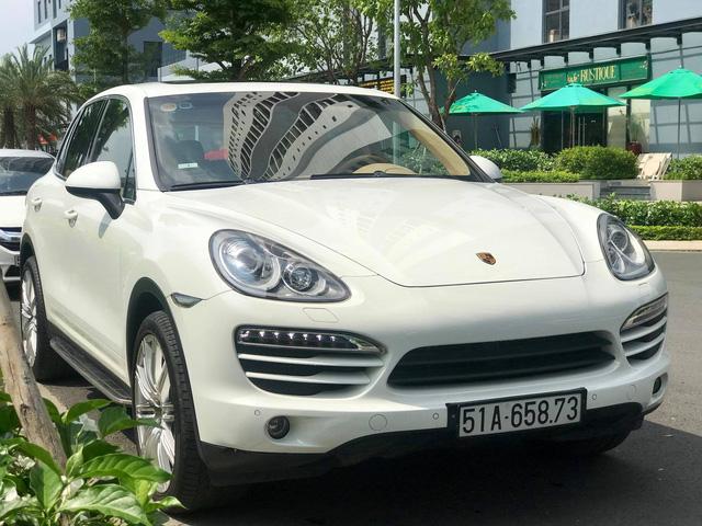 Không thể mua Porsche mới với 2,8 tỷ đồng thì có thể chọn Cayenne 2013 nhiều option và đi hơn 44.000km - ảnh 2