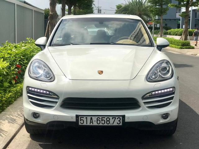 Không thể mua Porsche mới với 2,8 tỷ đồng thì có thể chọn Cayenne 2013 nhiều option và đi hơn 44.000km - ảnh 1