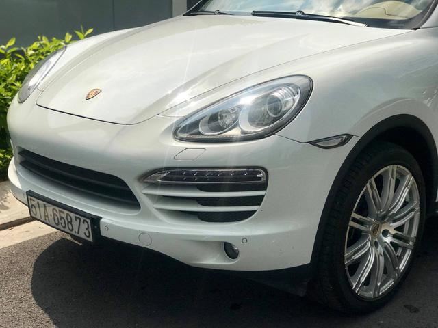 Không thể mua Porsche mới với 2,8 tỷ đồng thì có thể chọn Cayenne 2013 nhiều option và đi hơn 44.000km - ảnh 5