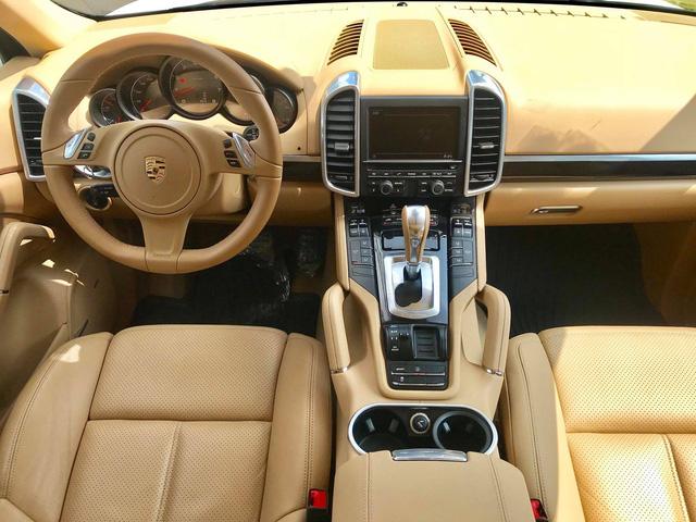 Không thể mua Porsche mới với 2,8 tỷ đồng thì có thể chọn Cayenne 2013 nhiều option và đi hơn 44.000km - ảnh 9