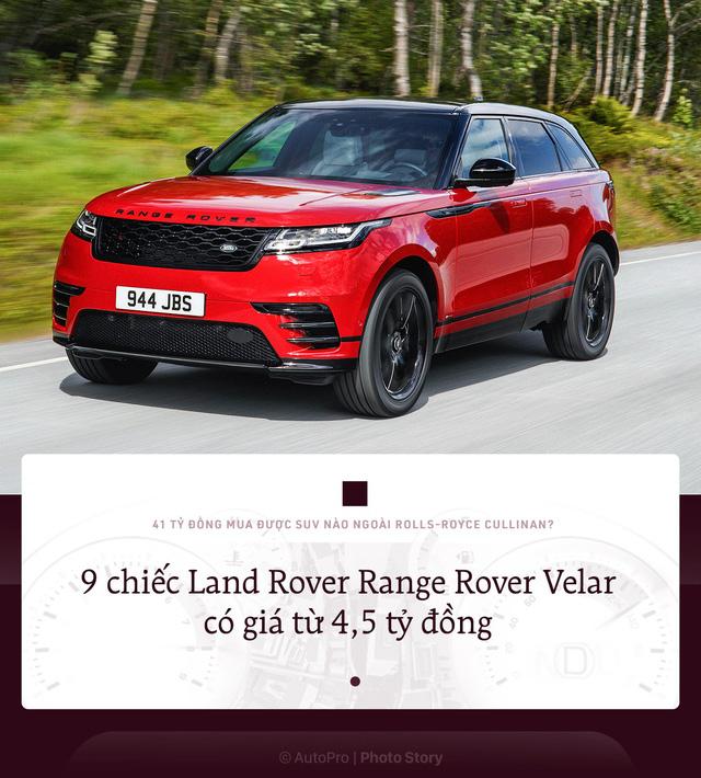 41 tỷ đồng mua được bao nhiêu SUV khác nếu không chọn Rolls-Royce Cullinan? - Ảnh 3.