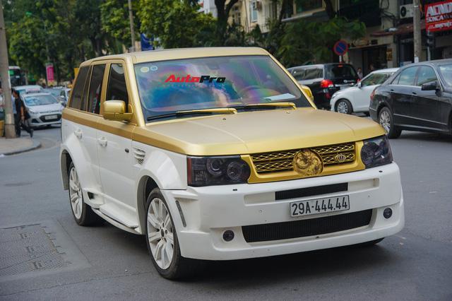 Trào lưu chơi xe 2 màu phong cách Range Rover SVAutobiography của dân chơi Việt - Ảnh 12.