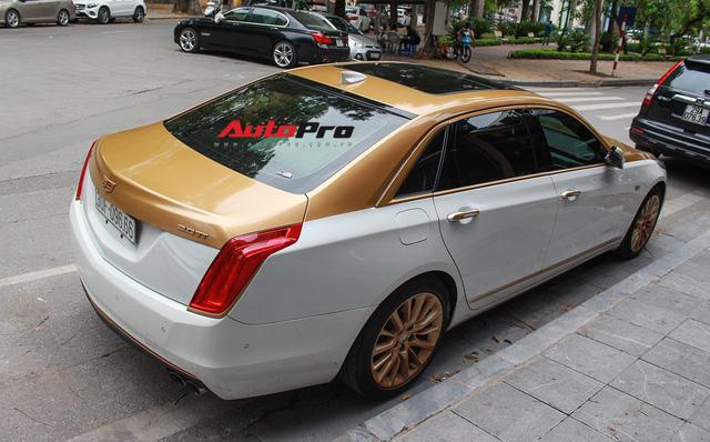 Trào lưu chơi xe 2 màu phong cách Range Rover SVAutobiography của dân chơi Việt - Ảnh 9.