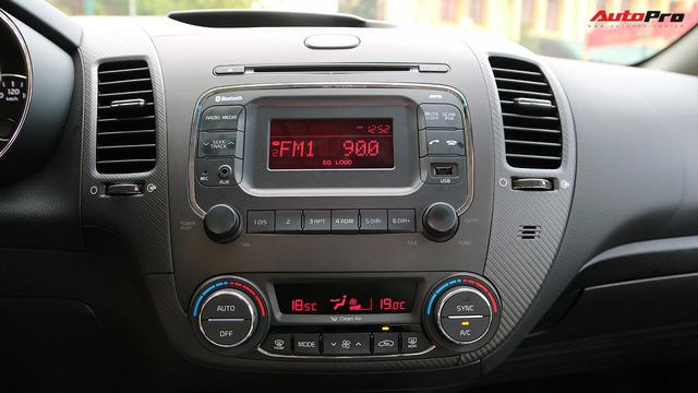 """Giá thấp hơn nhưng Kia Cerato lại có những trang bị """"ăn đứt"""" Toyota Vios - Ảnh 12."""