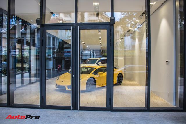 Khám phá showroom Lamborghini và Bentley chính hãng chuẩn bị khai trương tại Sài Gòn - Ảnh 6.