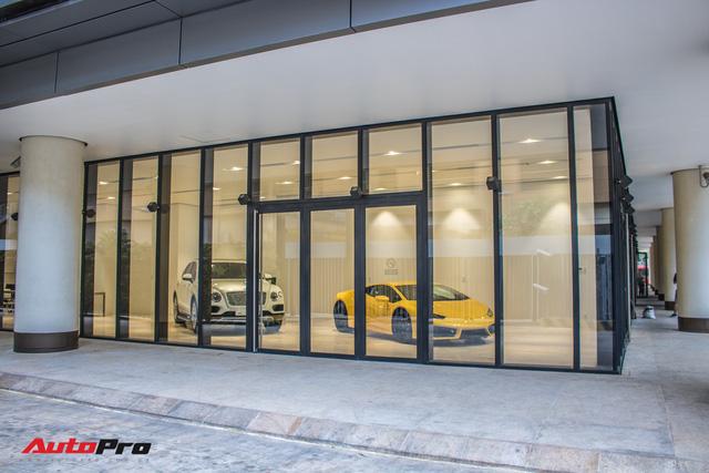 Khám phá showroom Lamborghini và Bentley chính hãng chuẩn bị khai trương tại Sài Gòn - Ảnh 5.