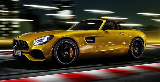 Mercedes-AMG GT S Roadster: Chủ lực GT mui trần thứ 3 trình làng - ảnh 5