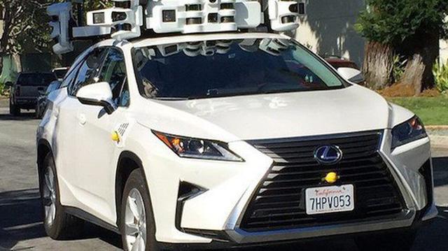 Apple đang phát triển xe tự lái của mình như thế nào?