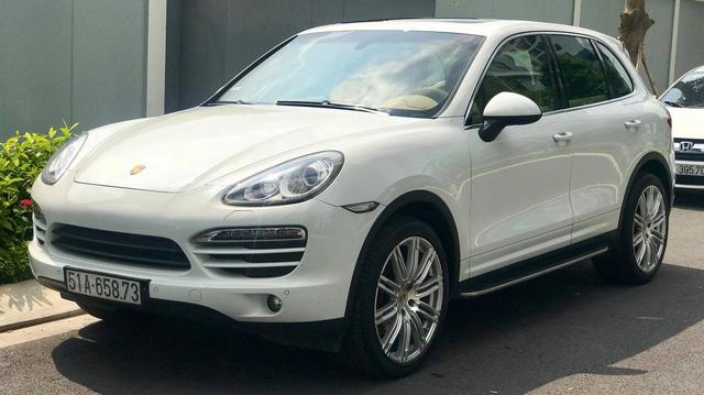 Không thể mua Porsche mới với 2,8 tỷ đồng thì có thể chọn Cayenne 2013 nhiều option và đi hơn 44.000km