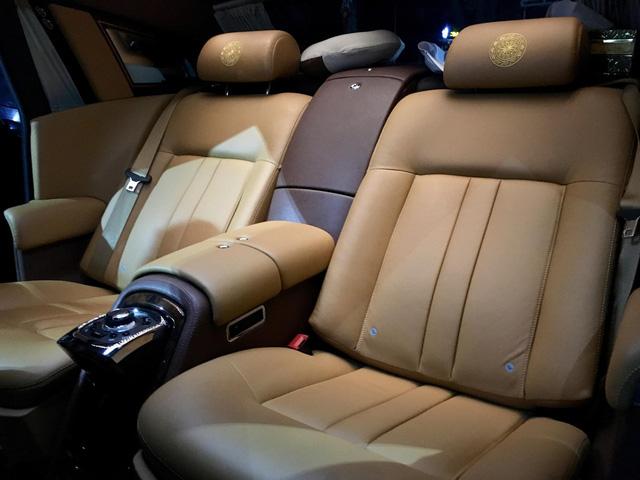 Rolls-Royce Phantom Lửa Thiêng và Maybach 62S của đại gia Hà Nội ngao du tại Huế - Ảnh 4.