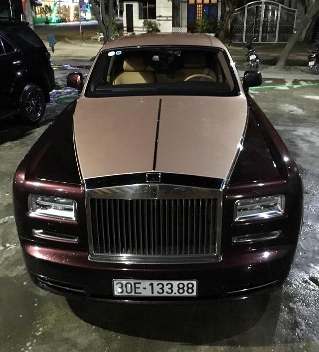 Rolls-Royce Phantom Lửa Thiêng và Maybach 62S của đại gia Hà Nội ngao du tại Huế - Ảnh 3.