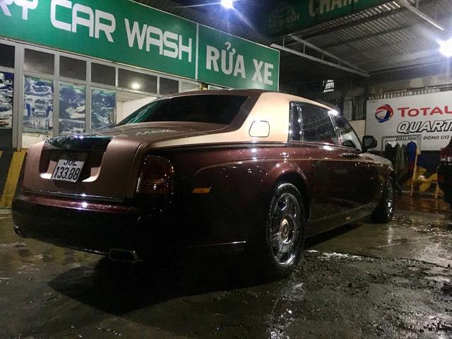 Rolls-Royce Phantom Lửa Thiêng và Maybach 62S của đại gia Hà Nội ngao du tại Huế - Ảnh 6.