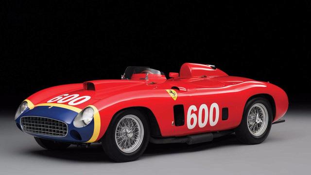 10 chiếc xe đắt đỏ nhất từng lên sàn đấu giá: Chủ yếu là Ferrari - Ảnh 7.