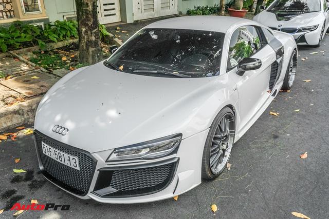 Chia tay Hải Phòng, Audi R8 Regula Tuning về tay đại gia Sài Gòn - Ảnh 1.