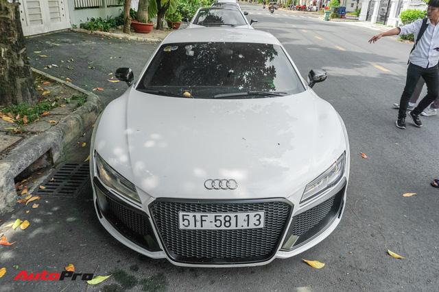 Chia tay Hải Phòng, Audi R8 Regula Tuning về tay đại gia Sài Gòn - Ảnh 2.