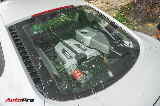 Chia tay Hải Phòng, Audi R8 Regula Tuning về tay đại gia Sài Gòn - Ảnh 12.