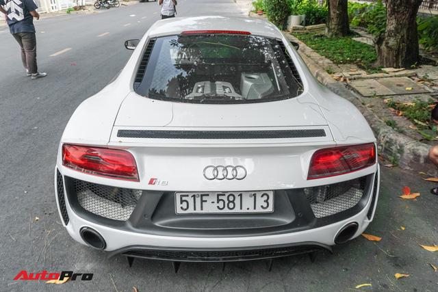 Chia tay Hải Phòng, Audi R8 Regula Tuning về tay đại gia Sài Gòn - Ảnh 11.