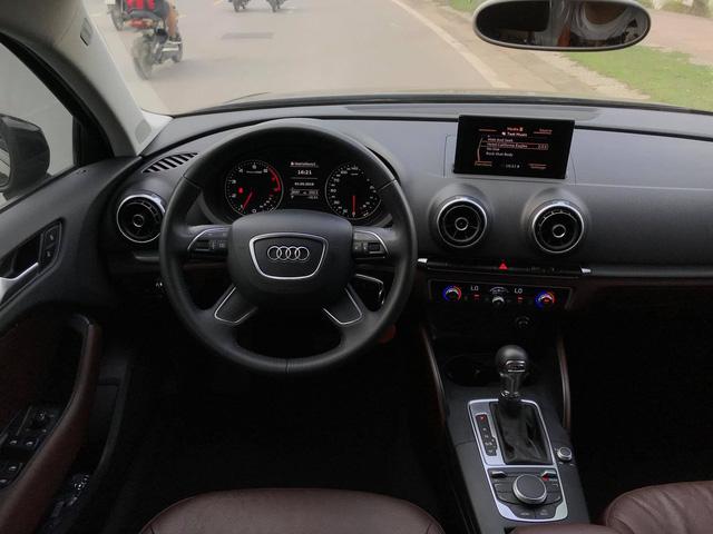 Audi A3 sedan mất một nửa giá trị sau hơn 3 năm sử dụng - Ảnh 11.