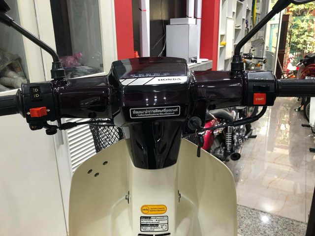 Honda Dream II nhập Thái Lan hơn 1 tỷ đồng: Cái giá dành cho người đam mê? - Ảnh 3.