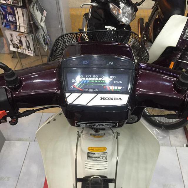 Honda Dream II nhập Thái Lan hơn 1 tỷ đồng: Cái giá dành cho người đam mê? - Ảnh 5.