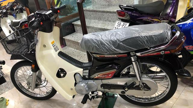 Honda Dream II nhập Thái Lan hơn 1 tỷ đồng: Cái giá dành cho người đam mê?
