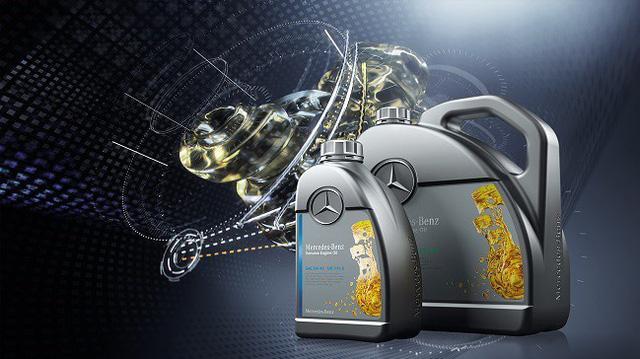 Mercedes-Benz Việt Nam giới thiệu dầu động cơ hiệu suất cao AMG
