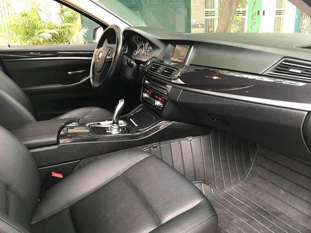 BMW 520i 2014 lăn bánh 40.000km bán lại giá 1,45 tỷ đồng tại Hà Nội - Ảnh 7.