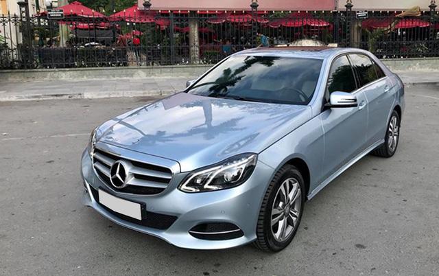 Mercedes-Benz E250 đi 42.000km được rao bán lại giá chỉ 1,46 tỷ đồng - Ảnh 1.