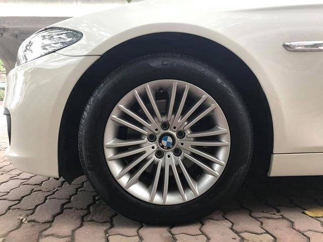 BMW 520i 2014 lăn bánh 40.000km bán lại giá 1,45 tỷ đồng tại Hà Nội - Ảnh 4.