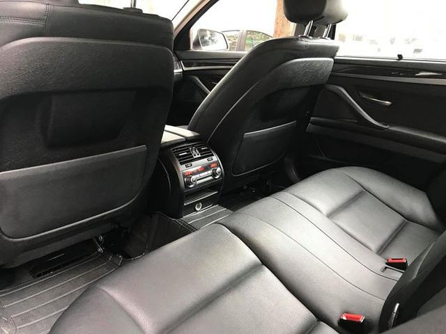 BMW 520i 2014 lăn bánh 40.000km bán lại giá 1,45 tỷ đồng tại Hà Nội - Ảnh 13.