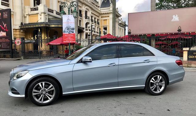 Mercedes-Benz E250 đi 42.000km được rao bán lại giá chỉ 1,46 tỷ đồng - Ảnh 2.