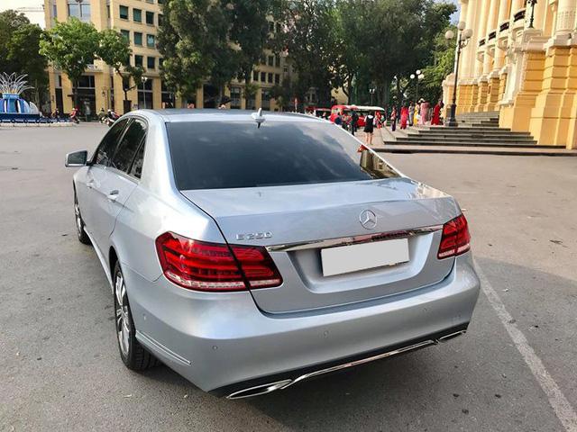 Mercedes-Benz E250 đi 42.000km được rao bán lại giá chỉ 1,46 tỷ đồng - Ảnh 3.