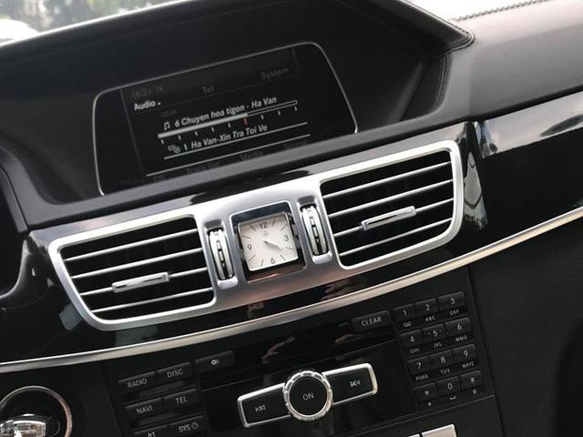 Mercedes-Benz E250 đi 42.000km được rao bán lại giá chỉ 1,46 tỷ đồng - Ảnh 13.