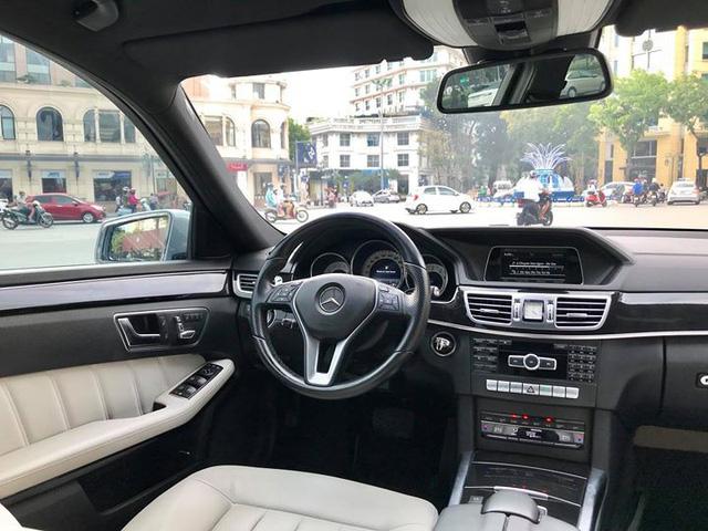 Mercedes-Benz E250 đi 42.000km được rao bán lại giá chỉ 1,46 tỷ đồng - Ảnh 12.