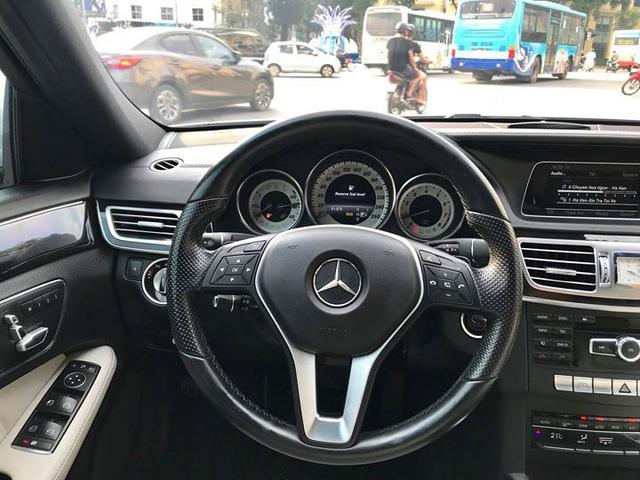 Mercedes-Benz E250 đi 42.000km được rao bán lại giá chỉ 1,46 tỷ đồng - Ảnh 11.