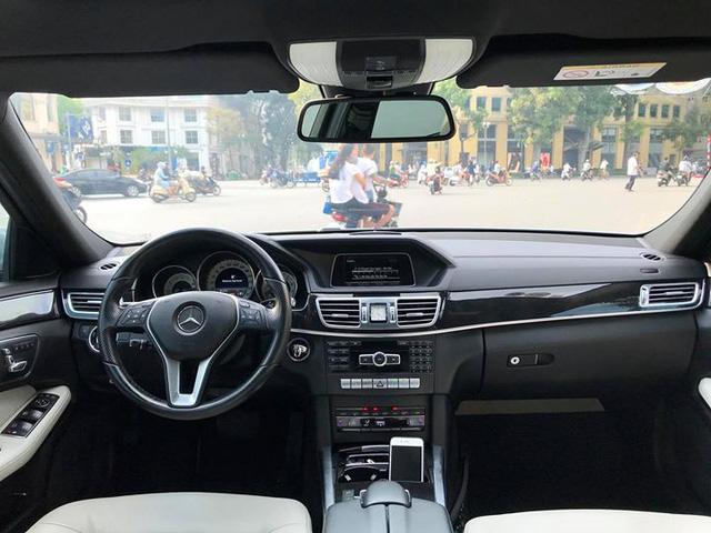 Mercedes-Benz E250 đi 42.000km được rao bán lại giá chỉ 1,46 tỷ đồng - Ảnh 6.