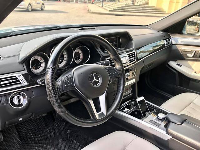 Mercedes-Benz E250 đi 42.000km được rao bán lại giá chỉ 1,46 tỷ đồng - Ảnh 9.
