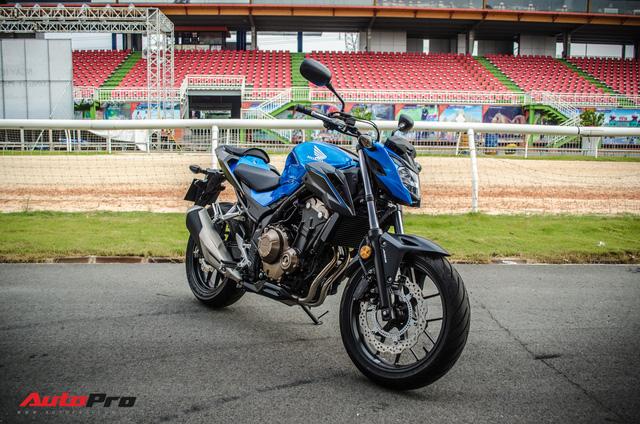 Chi tiết CB500F - mô tô rẻ nhất của Honda Moto vừa ra mắt Việt Nam - Ảnh 13.